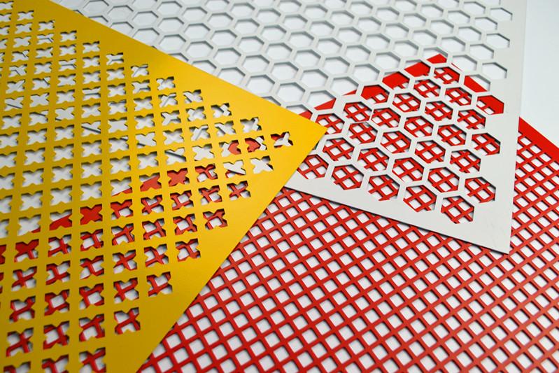 葫芦岛冲孔装饰网批发,厂家介绍应用场景