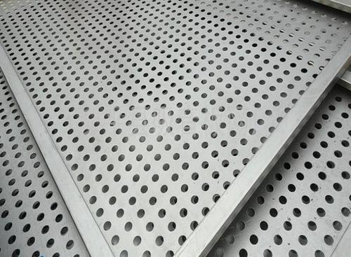 浙江冲孔网板加工:数控冲床加工优势明显